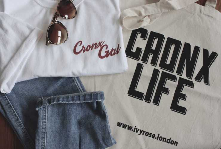 Cronx Life Merch