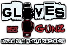 gloves not guns