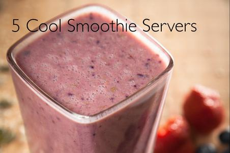 Smoothie Servers