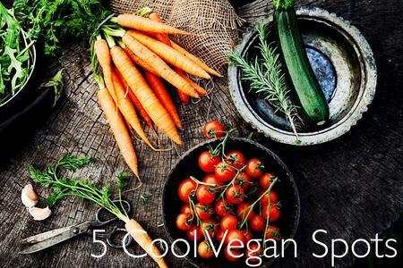 Vegan Spots