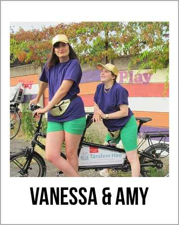 Vanessa and Amy