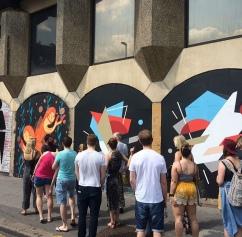 Street Art Tour & Lunch