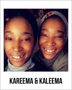 Kareema and Kaleema