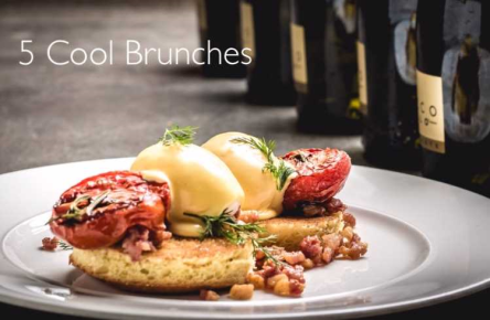 5 cool brunches